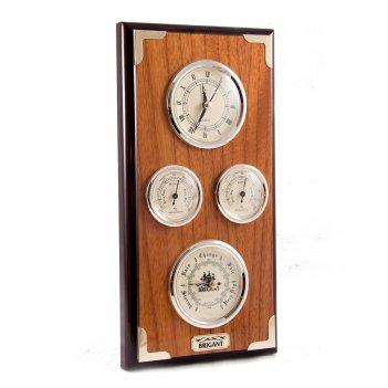Часы-метеостанция brigant: барометр, термометр, гигрометр 16