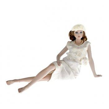 Кукла фарфоровая mirta, h 26 см