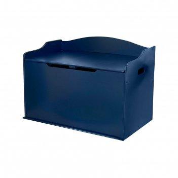 Ящик для хранения austin toy box, цвет синий
