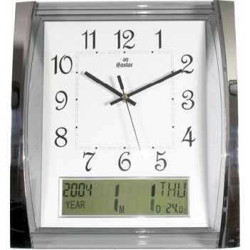 Настенные часы gastar t 539 a (пластик)