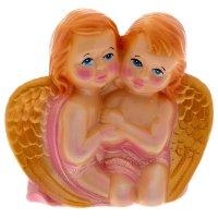 Статуэтка ангелочки глянец