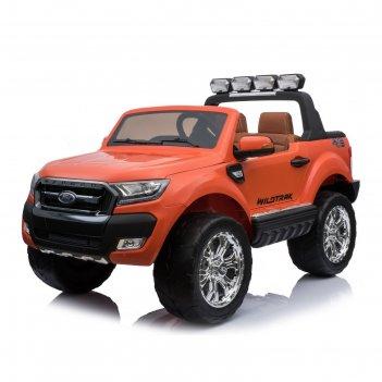 Электромобиль ford ranger new, 4wd полный привод, окраска глянец оранжевый