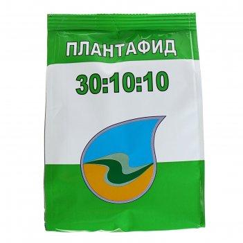 Плантафид 30-10-10 npk + микроэементы 1 кг. , минеральное удобрение листов