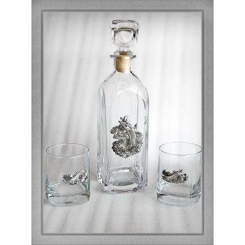 Набор  для виски 308«азарт рыбалки»