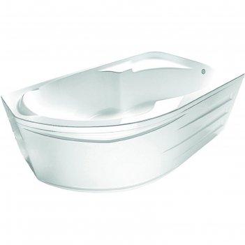 Ванна акриловая 1marka diana, 170х105 см, правая