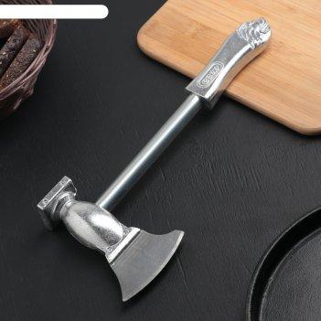 Молоток для мяса, с топориком, 28 см