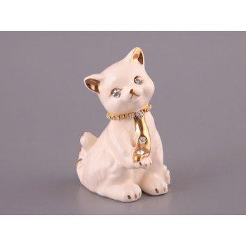 Фигурка кошка высота=11 см.(кор=36шт.)