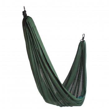 Гамак sj-a33 150х240 см, нейлон, цвет зеленый