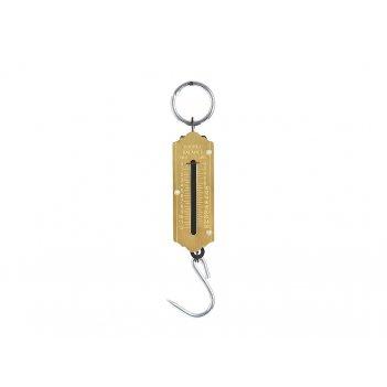Безмен ручной максимальный вес до 12кг. (min48) (металл) (транспортная упа
