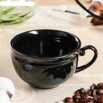 Кружка кофейная black с, 150 мл