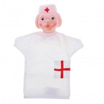 Кукла-перчатка доктор айболит