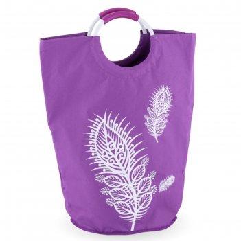 Корзина для белья fairytale violet