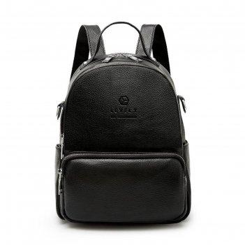 Рюкзак level y lvl-s007 черный, 10
