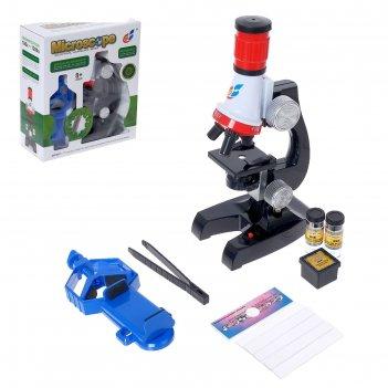 Микроскоп детский исследуем окружающий мир