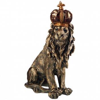 Фигуркаанглийская коллекция лев 25,5*13,5*38 см