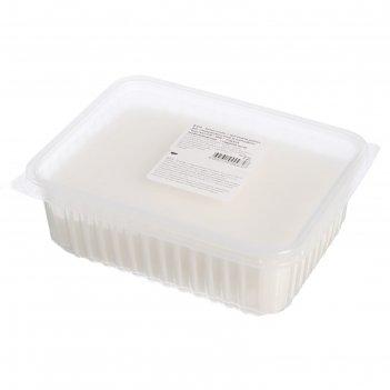 Основа белая с протеинами молока для глицеринового мыла кристалл milk, отд