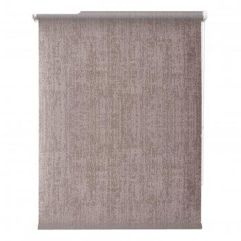 Рулонная штора «кембридж», 50х175 см, цвет пыльная роза