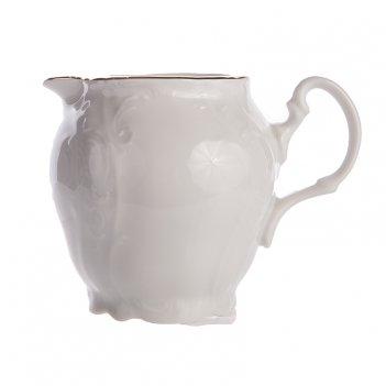 Молочник 250мл бернадот белый 311011