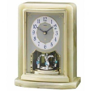 Настольные часы с маятником seiko ahw465gt