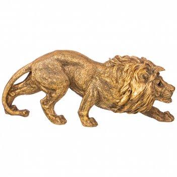 Статуэтка лев 43*13*17.5 см. (кор=6шт.)