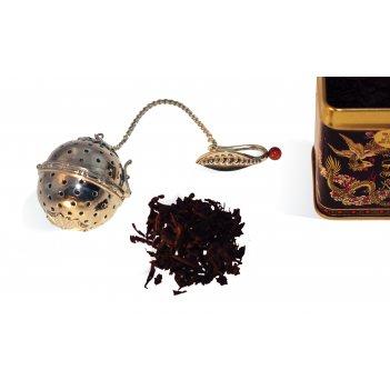 Чайное ситечко из янтаря