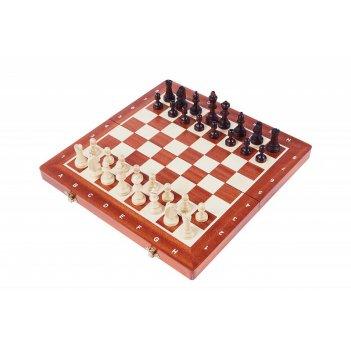 Шахматы магнитные 35, маркетри
