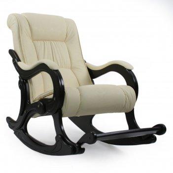 Кресло-качалка модель 77 венге/дунди 112