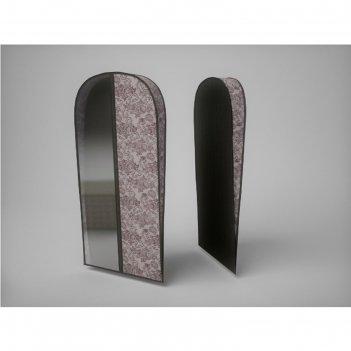 Чехол объемный для одежды большой «ажур», 60х130х10 см