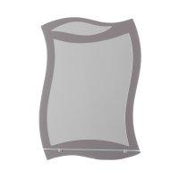 Зеркало «чикаго», настенное, с полочкой, 49х72,5 см
