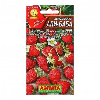 Семена земляника али-баба, 0,04 г