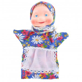 Кукла-перчатка бабка