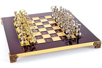 Шахматы сувенирные  античные войны  (mp-s-15-28-r)