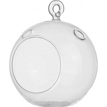 Ваза декоративная подвесная диаметр=10 см. без упаковки (мал=6шт./кор=72шт