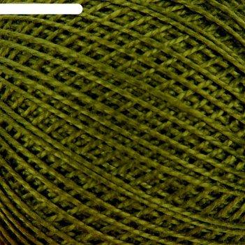 Нитки вязальные ирис 150м/25гр 100% мерсеризованный хлопок цвет 4306