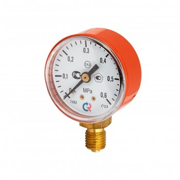 Манометр сварог тм-210р.00(0-0,6мра)m12x1,5.2,5. с3н8