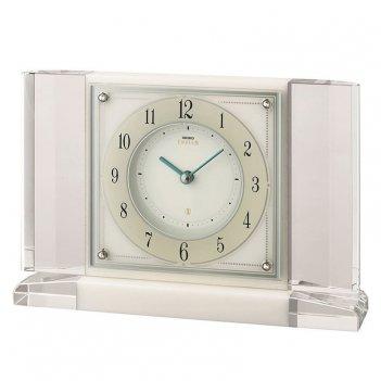 Настольные часы seiko ahw564wt
