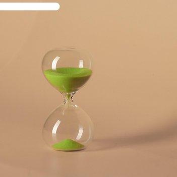 Часы песочные, микс 9х5 см , микс