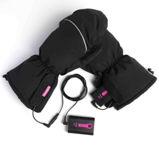 Комплект рукавицы с подогревом gu930m+ср951(аккумулятор)