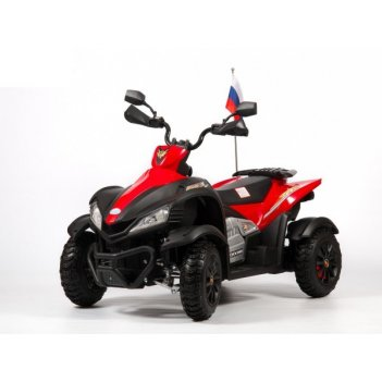 Электроквадроцикл barty cross  m111mp  (dmd-268а)  красный с чёрным
