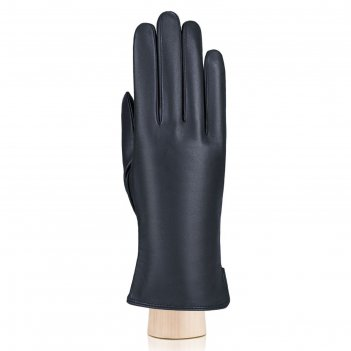Перчатки женские, размер 6, цвет тёмно-синий