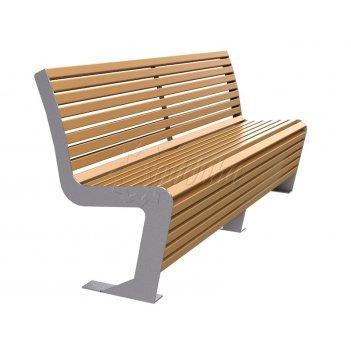 Скамейка «мадрид»  1,5 м
