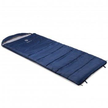 Спальник «galaxy -15», синий/серый l