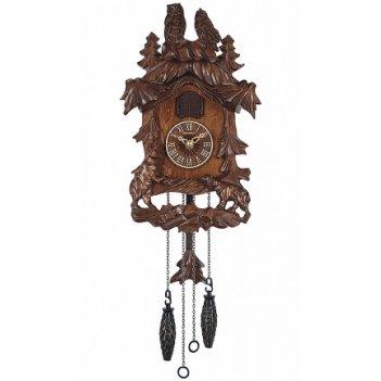Настенные часы с кукушкой сq-080c сова