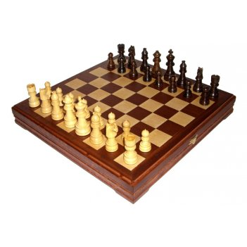 Rta-3712 игровой набор - шахматы + шашки.