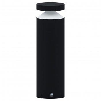 Светильник melzo, 11вт, led, ip44, 3000k, цвет черный