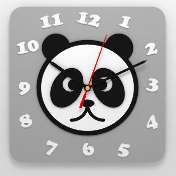 Детские часы панда