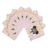 Салфетка для декупажа стильная штучка: минни маус, 33 х33 см