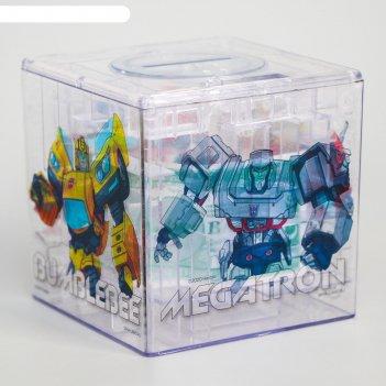 Копилка-лабиринт, transformers