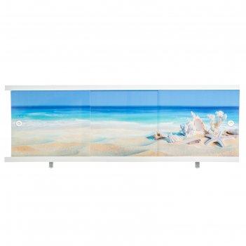 Экран под ванну ультра легкий арт № 50, 148 см