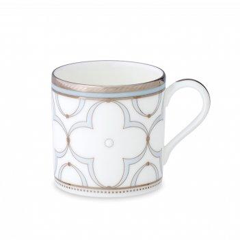 Чашка кофейная, объем: 90 мл, материал: костяной фарфор, цвет: белый, сери